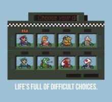 Difficult Choices Baby Tee