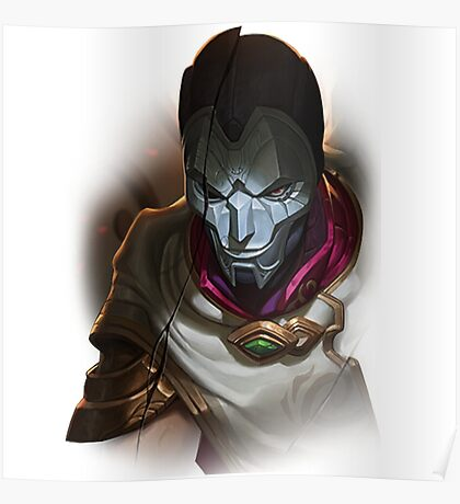 League of Legends - Jhin Poster