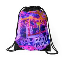 CANDY SPILL Drawstring Bag