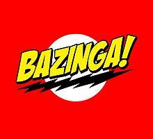 BAZINGA! by charholt