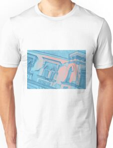 Drawing of an old Venetian Palace Unisex T-Shirt