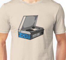 Retro Record Player Love Zebodia Unisex T-Shirt