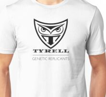 Tyrell. Genetic Replicants Unisex T-Shirt