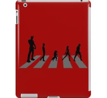 Guardians of the Galaxy - Abbey Road Beatles iPad Case/Skin