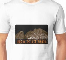 Rock And Climb Unisex T-Shirt