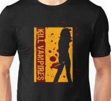 Kill Vampires Unisex T-Shirt
