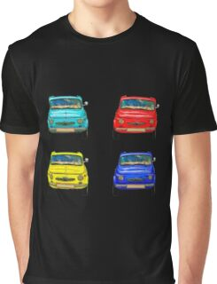 Vintage compact cars #2 Graphic T-Shirt