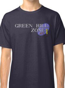Green Hill Zone Classic T-Shirt