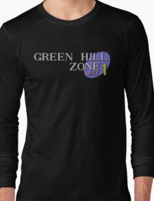 Green Hill Zone Long Sleeve T-Shirt