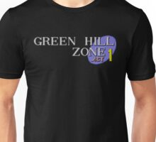 Green Hill Zone Unisex T-Shirt