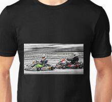 Wingham Go karts 10 Unisex T-Shirt