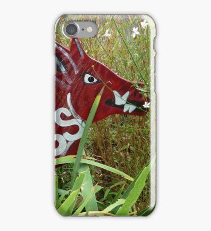 GO HOGS!! iPhone Case/Skin