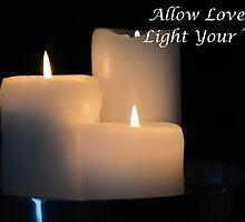 Light Your Way by Lynnrmorris
