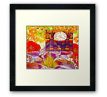 Hours in a Day Framed Print