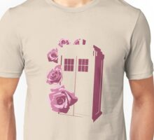 A Rose for the Doctor (pink) Unisex T-Shirt