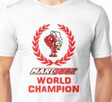 Marc Marquez Motogp world champion 2016 campeone (white) Unisex T-Shirt
