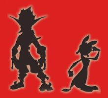 Jak and Daxter: The Precursor Legacy Silhouette Kids Clothes