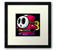 ghostbustre Framed Print