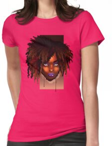 Genesis! Womens Fitted T-Shirt