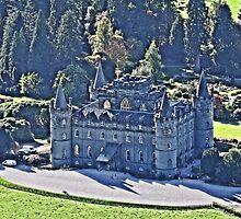 Inveraray Castle. Scotland. by youmeus