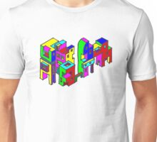 New Town #6 (Colour) Unisex T-Shirt