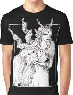 Markhor Graphic T-Shirt
