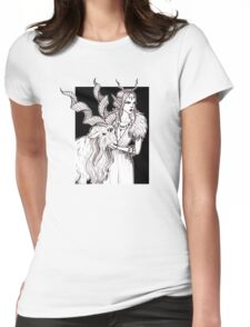 Markhor Womens Fitted T-Shirt