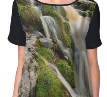 The Loup of Fintry Chiffon Top