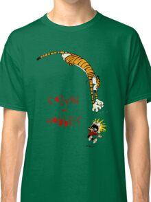 calvin and hobbes 99 Classic T-Shirt