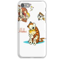 calvin and hobbes 89 iPhone Case/Skin