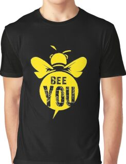 Bee You Cool Bee Graphic Typo Design Graphic T-Shirt
