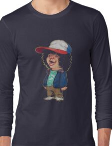 DUSTIN - Stranger Of A Things T-Shirts Long Sleeve T-Shirt