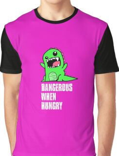 Dangerous When Hungry Graphic T-Shirt