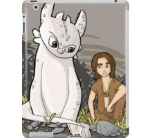 How To Train Your Luck Dragon iPad Case/Skin
