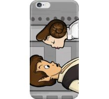To Give A Scoundrel A Kiss iPhone Case/Skin