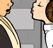 To Give A Scoundrel A Kiss Sticker