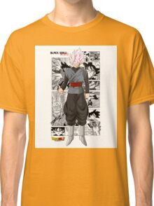 Super Saiyan Rose Black! Classic T-Shirt