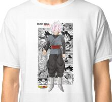Super Saiyan Rose Black! Classic T-Shirt