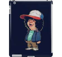 DUSTIN - S-tranger Of A T-hings T-Shirts iPad Case/Skin