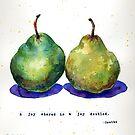 A Joy Shared  by Eva C. Crawford