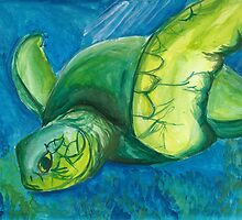 Turtle by Artuition