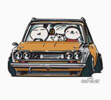 Crazy Car Art 0134 One Piece - Short Sleeve
