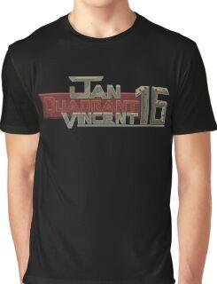 Jan Quadrant Vincent 16 Graphic T-Shirt