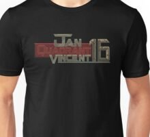 Jan Quadrant Vincent 16 Unisex T-Shirt