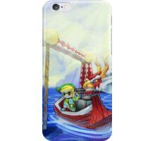 Wind Waker, Lone Ocean V2 iPhone Case/Skin