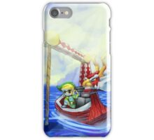 Wind Waker, Lone Ocean V2 iPhone Case/Skin