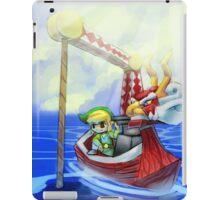 Wind Waker, Lone Ocean V2 iPad Case/Skin