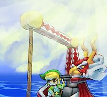 Wind Waker, Lone Ocean V2 by TomsTops