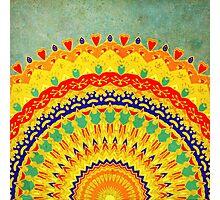 Ornamentalia Vintage Pattern Photographic Print
