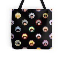 Daria's World Black Tote Bag